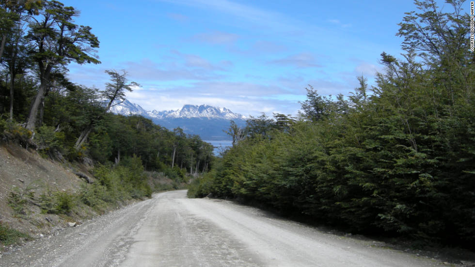 """Douglas Haffer captured this view of Tierra del Fuego. """"I have traveled to all continents and seen nearly 100 countries, but there is something otherworldly about Tierra del Fuego. It is such a unique environment that it is among my favorite places."""""""