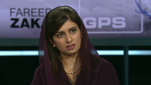 Khar on the Haqqani network