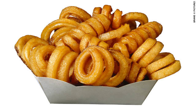 What curly fries say about you