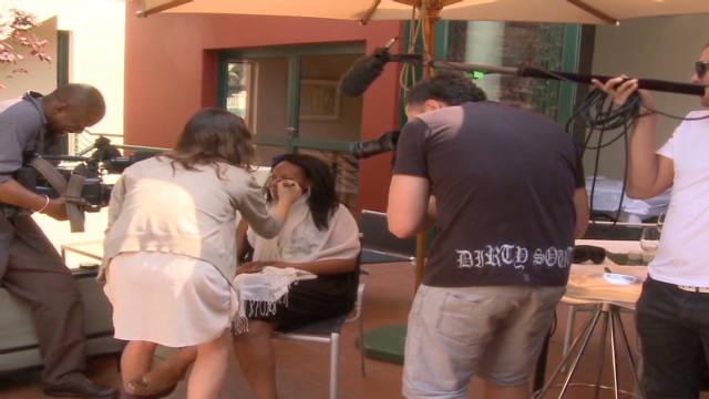 Mandela family shooting reality show