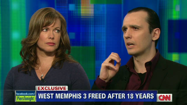 'West Memphis 3' describe new freedom