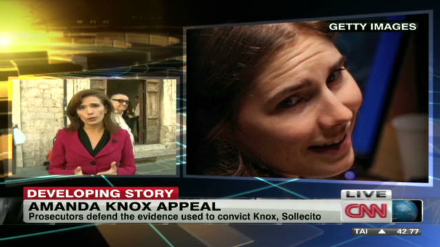Amanda Knox appeal drawing to close