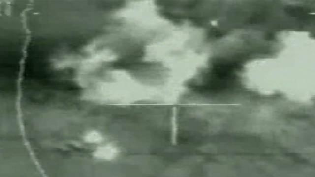 2001: U.S. attacks Taliban