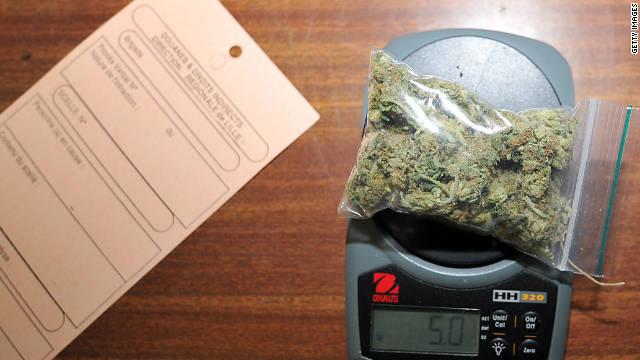 Legalize pot, decrease crime?