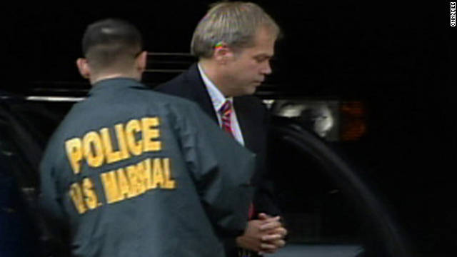 John Hinckley, seen here in 2003, has been allowed brief furloughs from a Washington mental hospital to visit his mother.