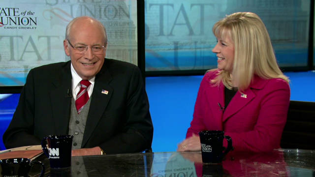 Getting to know Dick and Liz Cheney