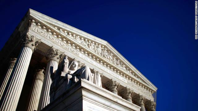 The U.S. Supreme Court will hear oral arguments on same-sex marriage next week.