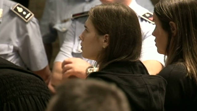 Amanda Knox freed