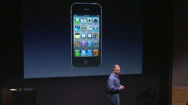 Introducing Apple's iPhone 4S
