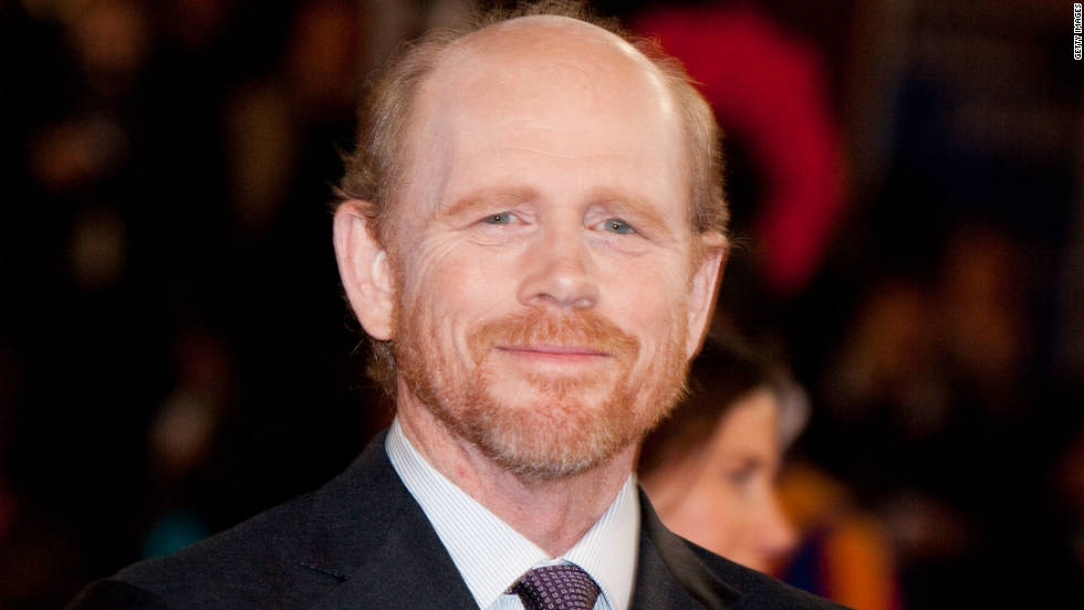 Reason redheads are proud of Ron Howard: From Opie to frozen bananas, the man has entertainment's midas touch.