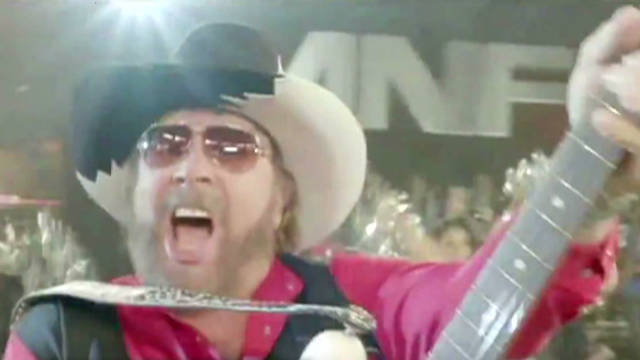 Hank Williams Jr. under fire