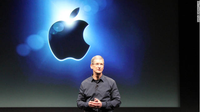 Apple CEO Tim Cook has continued his predecessor's unusual practice of e-mailing fans.
