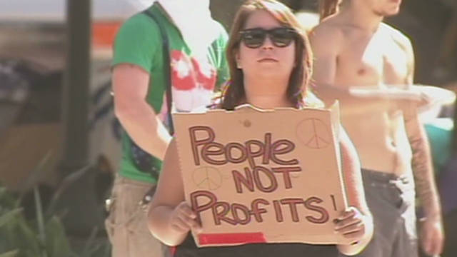Occupy protests spread across U.S.