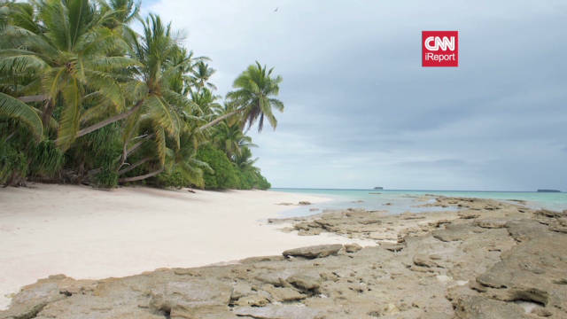 S. Pacific islands running out of water