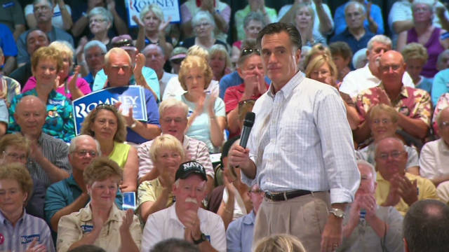 Romney: Vote Obama 'out of office'