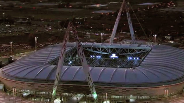 Juventus opens new stadium
