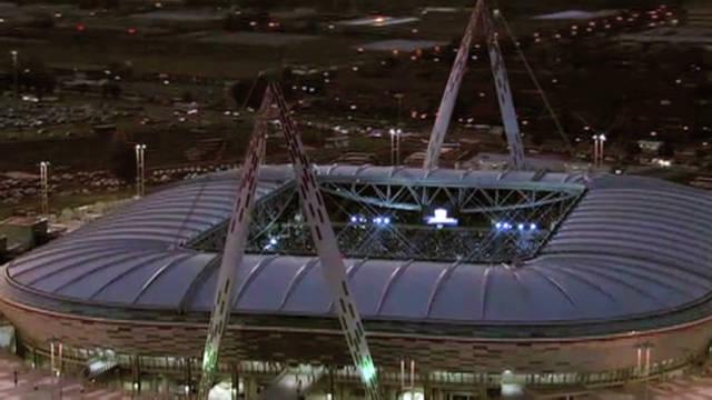 Juventus opens new stadium