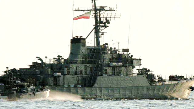 Iran's navy may cross Atlantic