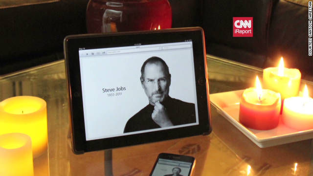 iReporters remember Steve Jobs' legacy