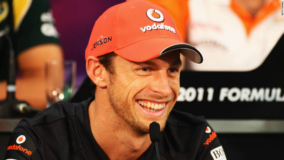McLaren's Jenson Button is the only man who can stop Vettel claiming a second drivers' championship. Briton Button would need Vettel to score no further world championship points, while also winning all five of the season's remaining races.