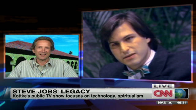 Remembering Jobs as an innovator