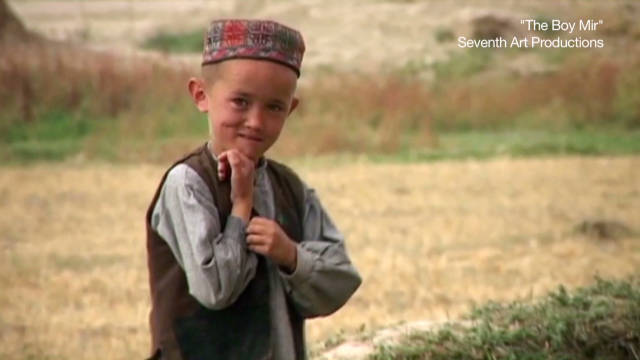 Afghan boy reveals realities of war