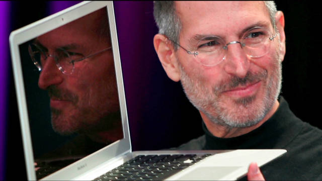 What Steve Jobs left behind