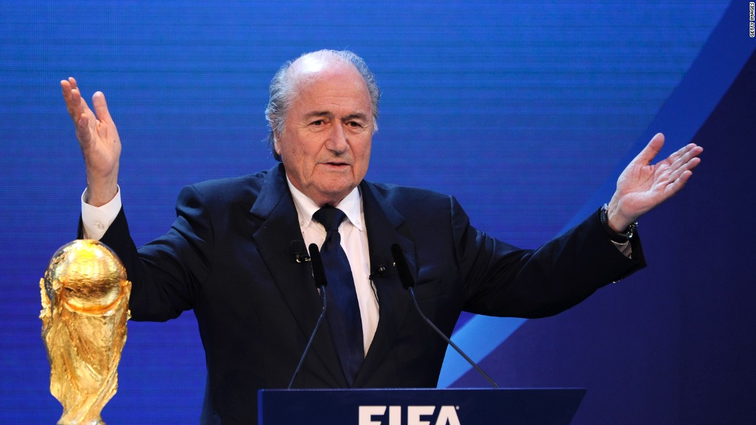 "Despite a last minute attempt by the English FA to postpone the vote -- a proposal which garnered just 17 out of the available 208 votes -- <a href=""http://cnn.com/2011/SPORT/football/06/06/football.fifa.blatter.kissinger/"">Sepp Blatter is re-elected </a>for a fourth term as president of FIFA at the 61st FIFA Congress at Hallenstadion in Zurich. He vows to learn from past mistakes and undertake a reform agenda."