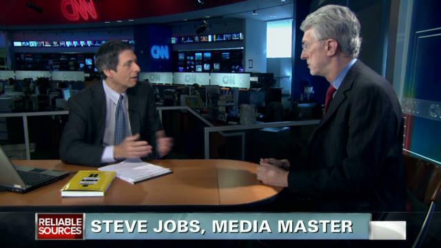 Steve Jobs: Media master?