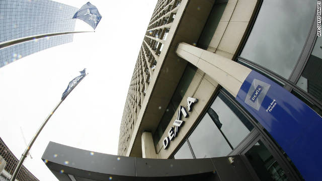 Dexia bailed out amid eurozone crisis