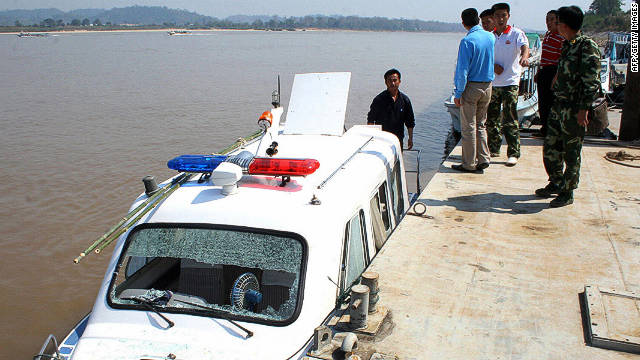 Appeal in Mekong killings rejected