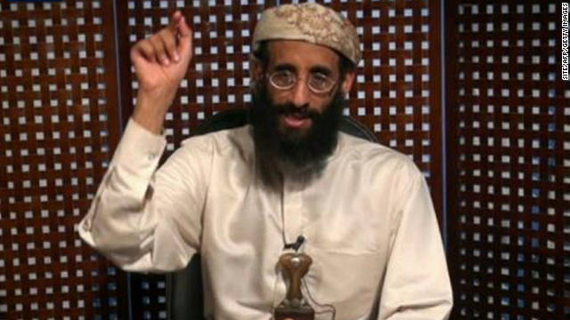 U.S.-born militant cleric Anwar al-Awlaki was killed in a drone strike in Yemen on September 30.