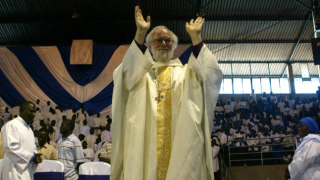 Zimbabwean Anglicans divided