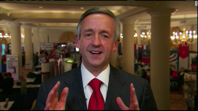 The Rev. Robert Jeffress, who supports Rick Perry, created a hornet's nest by saying he believes Mormonism is a cult.