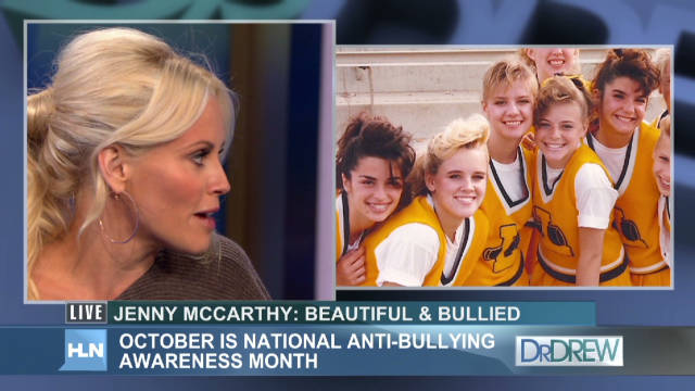 Jenny McCarthy: I was bullied
