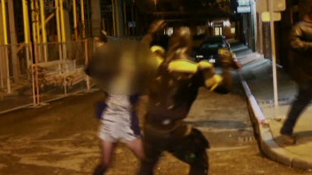 Seattle superhero arrested for assault
