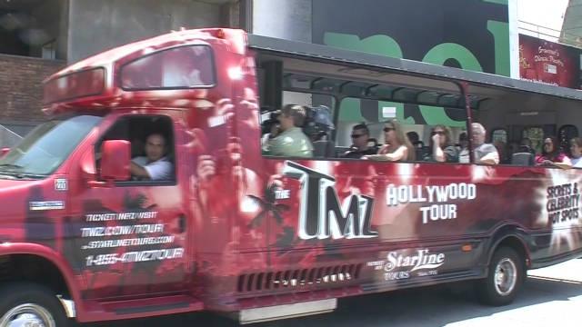 TMZ Tour: A trip through Hollywood