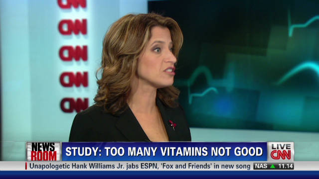 Study: taking some supplements could be bad for you