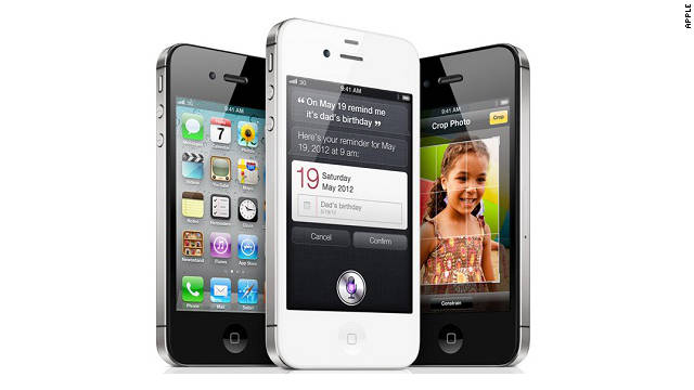 Apple is accusing Samsung of theft of intellectual property based on its smartphone's design and scrolling technology.