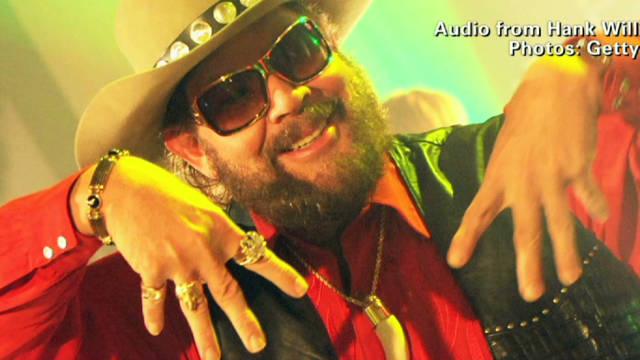 Hank Williams Jr. fires back in new song