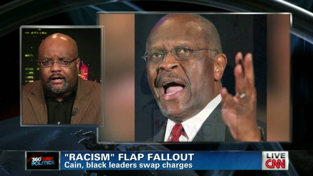 Cain under fire for remarks on race