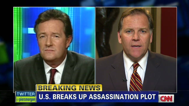 Rep. Mike Rogers on Iran plot