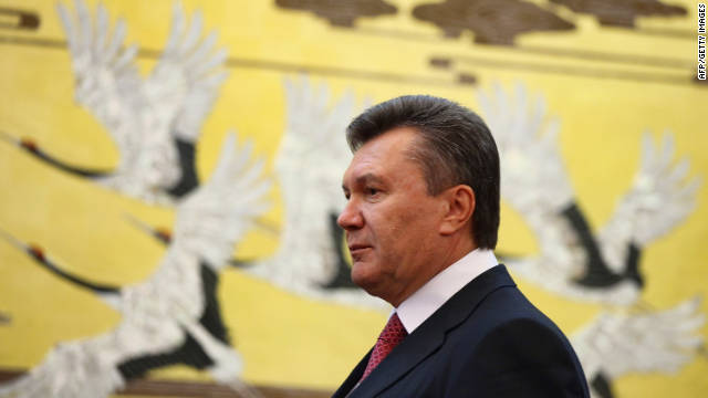 Viktor Yanukovych's camp regarded the 2010 victory as justice for what they believe was a stolen election in 2004.
