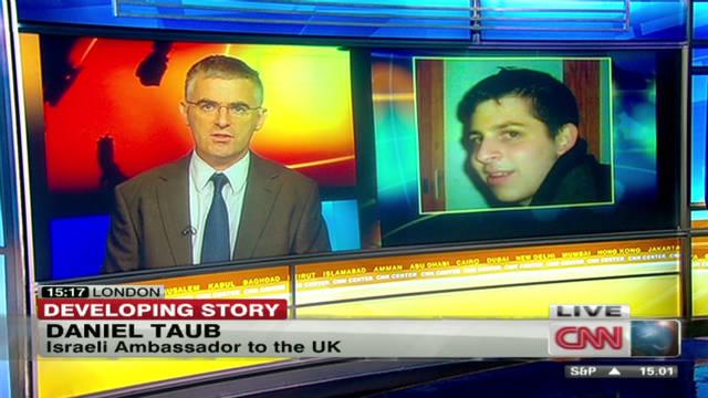 Ambassador: Hamas feels pressure in Gaza