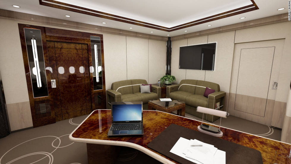 Luxury Office Space Boeing Amp 39 s Office Space