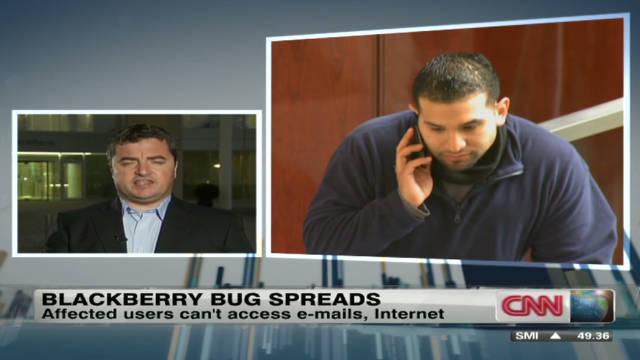 RIM apologizes for BlackBerry outage