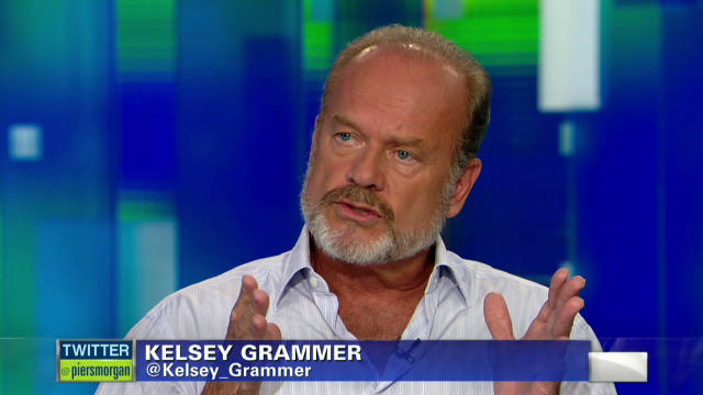 Kelsey Grammer's tea party support