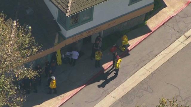 Cops: Several dead in salon shooting