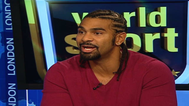 Boxer David Haye retires on 31st birthday
