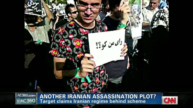 2009 Iranian assassination plot
